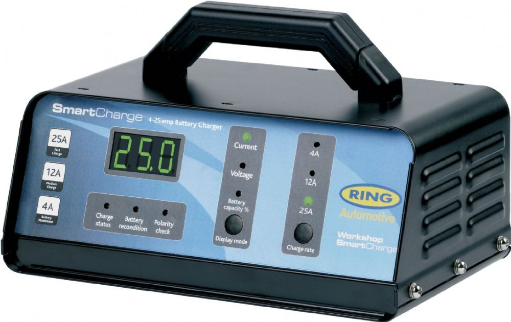 Ring Smartchargepro25 12v Battery Charger